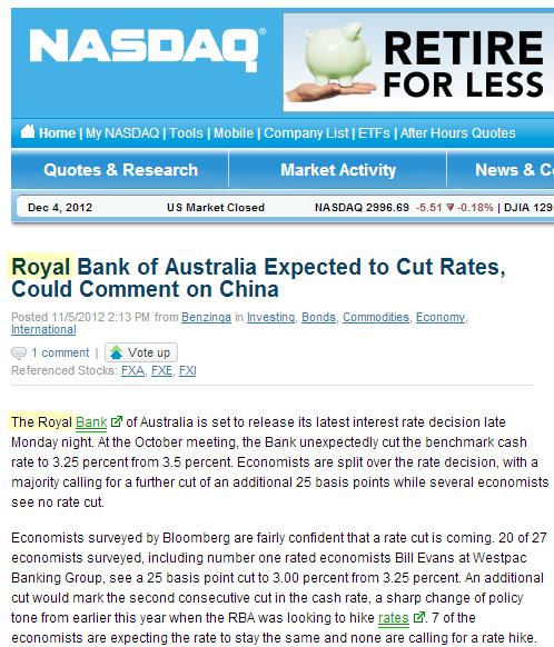 Royal Bank of Australia