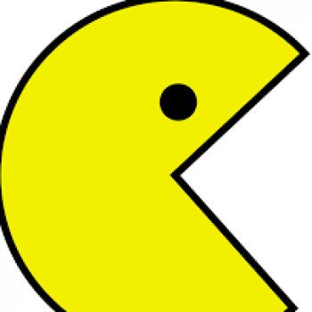 Gold Pacman