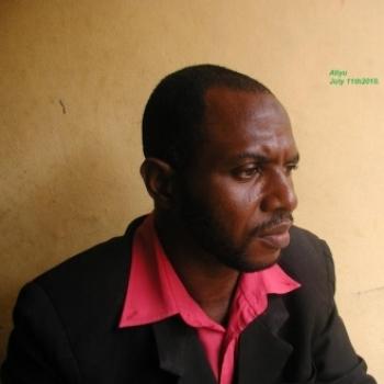 Ibrahim Aliyu Amohre