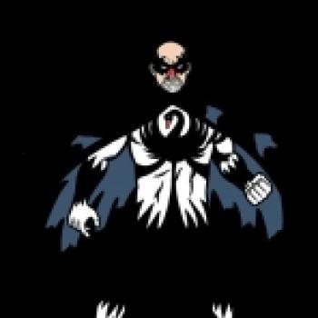 Black Swan Man