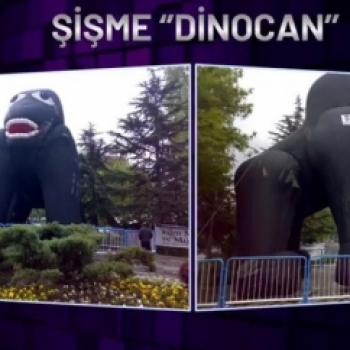 Şişme Dinocan