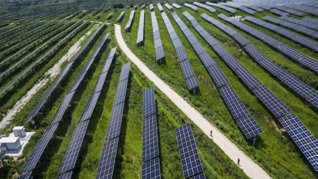 Renewables Giant Jumps in Debut After Biggest 2021 China IPO