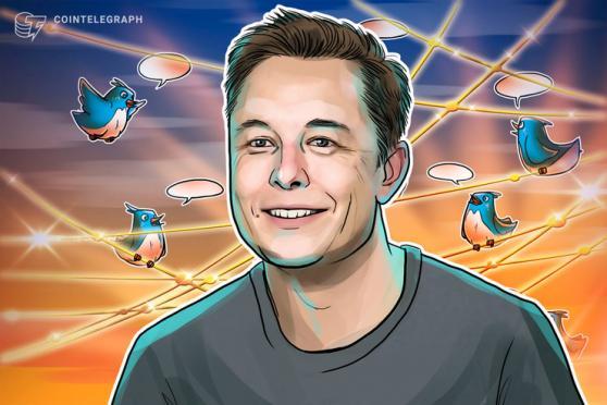 Elon Musk's latest canine-themed tweet didn't pump Dogecoin as much as SHIB