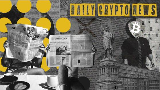 Crypto Flipsider News – May 12th – Yearn.finance, EOS, Polkadot, Coinbase, Apple Store, eBay, NFT