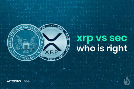 SEC vs Ripple – Who is Right?