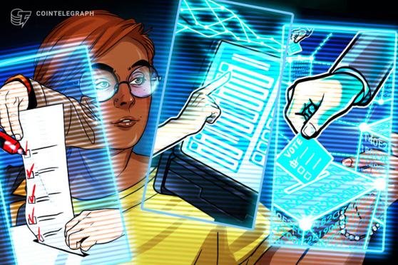 Voting evolved: Blockchain tech outshines paper ballots and e-voting