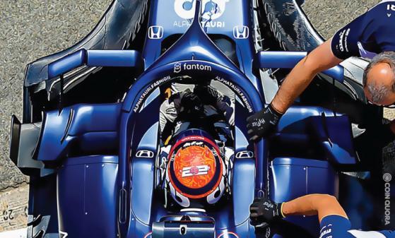 Formula One Team AlphaTauri and Fantom Partner for F1 2021