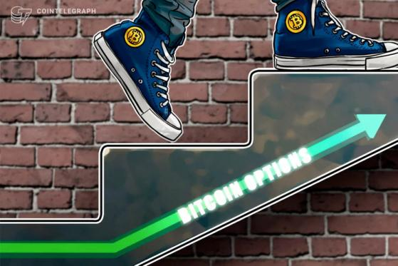 Record Bitcoin Options Market Volume Shows Institutions Keen on Crypto