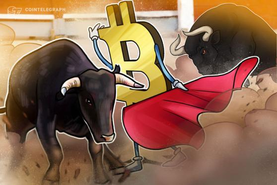 New Bitcoin Price Model Suggests 'Exponential' Bull Run in One Month
