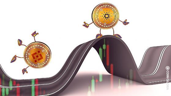Cardano (ADA) Flips Binance Coin (BNB) to Take Fourth Spot