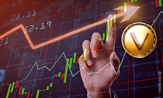 VeChain Surges over 100%. Can It Sustain the Bull Run?