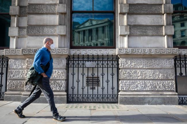 Markets Increasingly Expect Bank of England Rate Cut