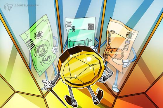 Stablecoins race ahead: Fiat-backed crypto booming amid uncertainty