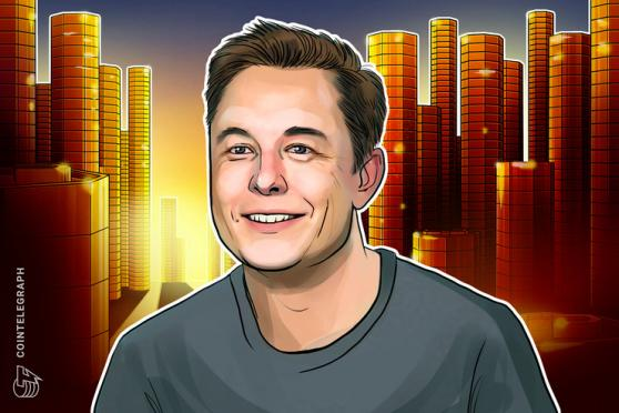 Elon Musk: 'Only a fool' wouldn't seek non-fiat investments