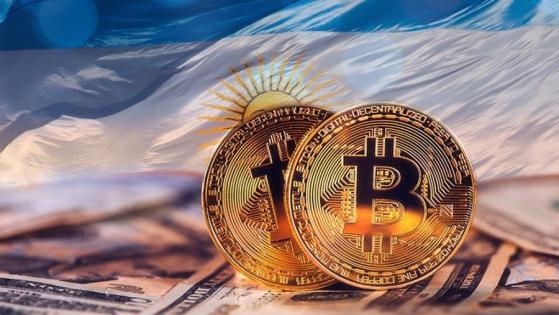 Bitcoin's popularity skyrockets in Argentina amid economic crisis
