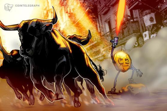 Tezos (XTZ), Synthetix (SNX) and Yearn.finance (YFI) lead the DeFi revival