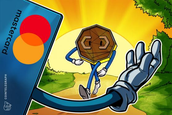MasterCard announces support for crypto on its network