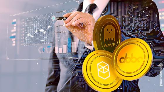 ABBC Coin, AAVE, and Fantom (FTM) Surge in Price
