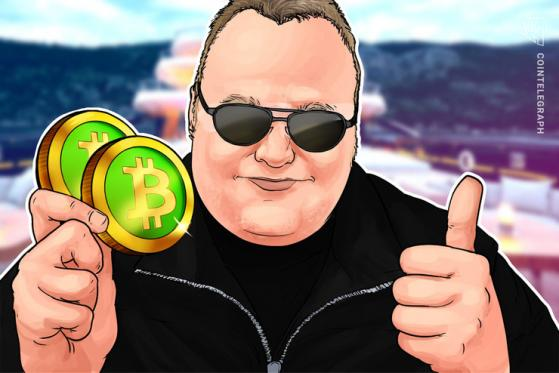 Kim Dotcom throws weight behind BCH, tips $3K price in 2021
