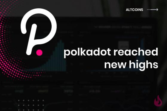 Polkadot To New Highs Before Parachain Auctions