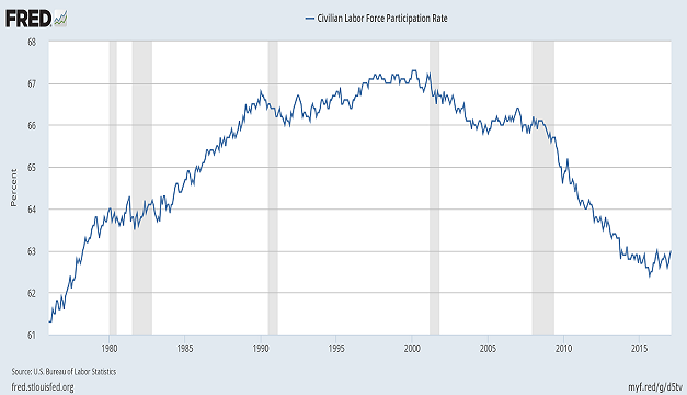 Labor Participation Rates