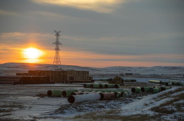 Canada's Oil Heartland Mulls U.S. Compensation for Keystone XL