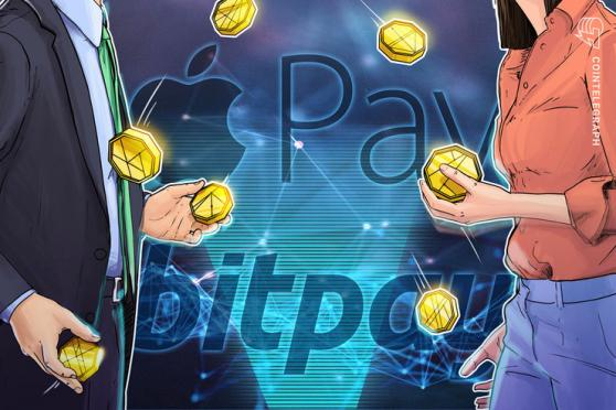 BitPay integration brings crypto payments to Apple Pay's 380 million users