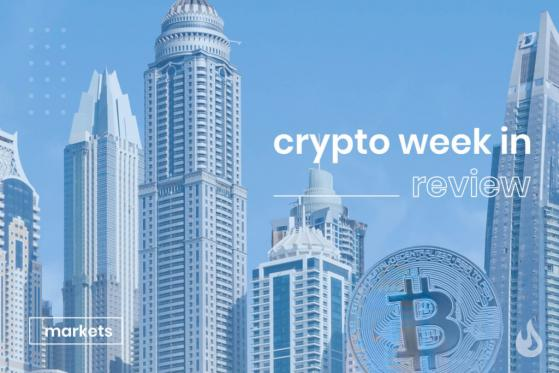 Crypto Week In Review: Top 5 Best and Worst Performing Coins