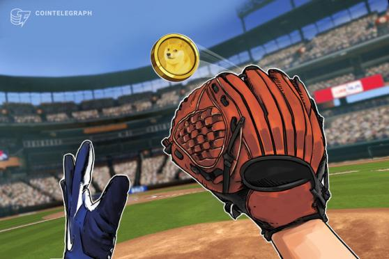 Major League Baseball sells pairs of tickets for 100 Dogecoin each