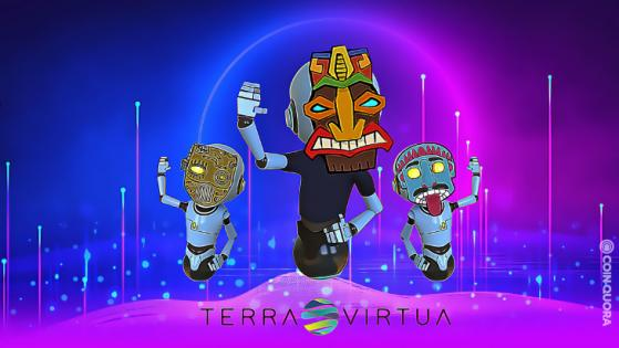 Terra Virtua to Launch Genesis Hashmask vFlect Soon