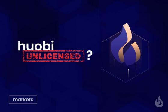 Huobi Global Not Licensed by Seychelles