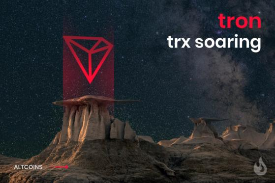 Tron (TRX) Soaring: Is It Due to Justin Sun?
