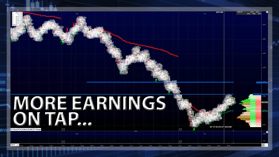 Disappointing Earnings Fuel Stock Dump