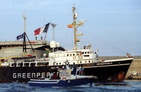 Greenpeace's Next Reform? It's Finances