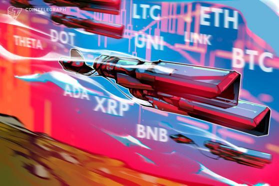 Price analysis 4/7: BTC, ETH, BNB, XRP, ADA, DOT, UNI, LTC, LINK, THETA