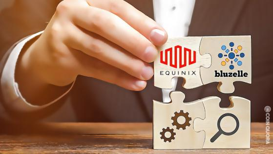 Bluzelle Partners With Equinix to Pioneer Cloud-Based PoS Validation