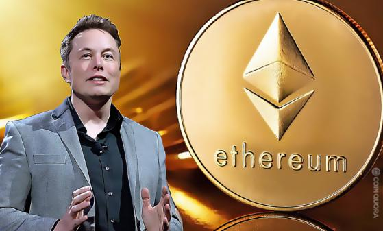 Tesla on Crypto High, Will it Buy Ether (ETH) Next?