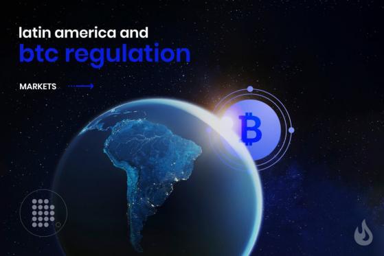 Bitcoin Regulation In Latin America