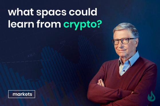 What Could SPACs Learn from Crypto?
