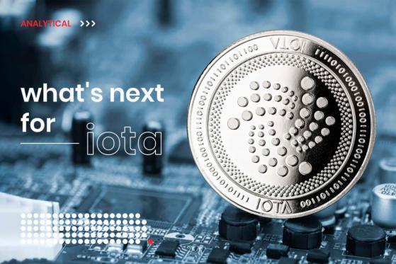 What's Next For IOTA
