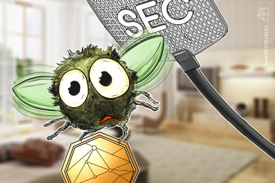 SEC charges 5 for illegally promoting $2 billion Bitconnect Ponzi