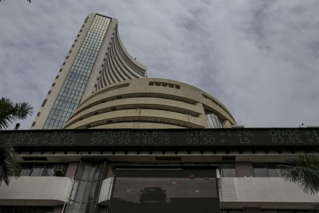 India Stocks Fall as Troops Clash With China