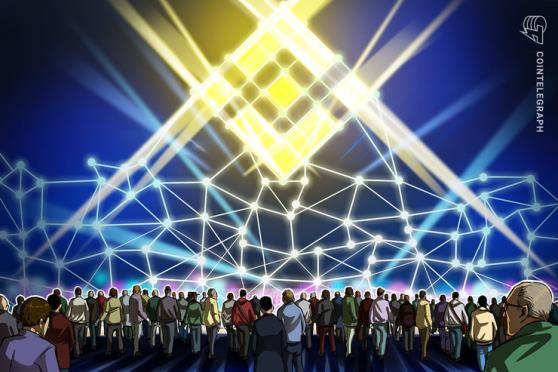 Binance has appointed new head of 'Greater China'