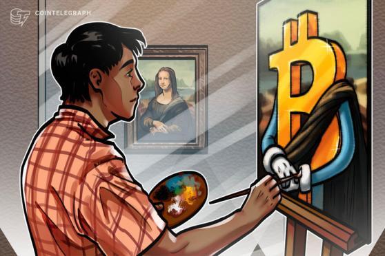 Tokenized art: NFTs paint bright future for artists, blockchain tech