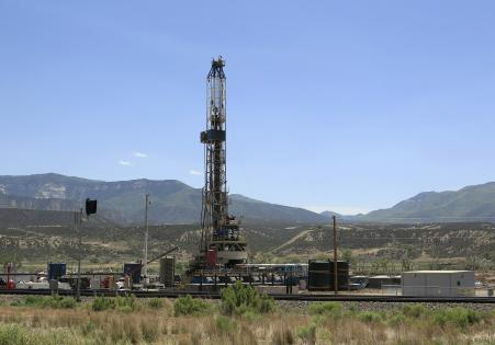 US Natural Gas Drilling's Unabated Rise Lifting Corporate Profits