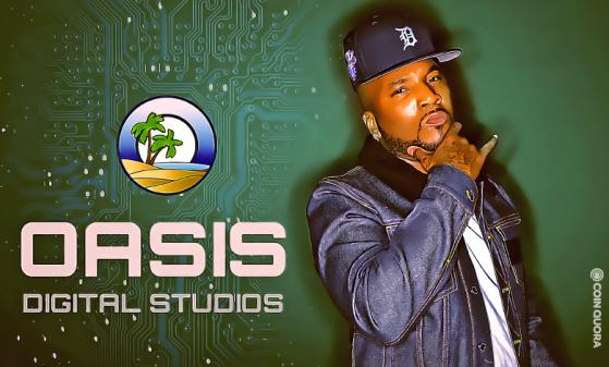 Jeezy Joins The NFT Club, Partners With Oasis Digital Studio