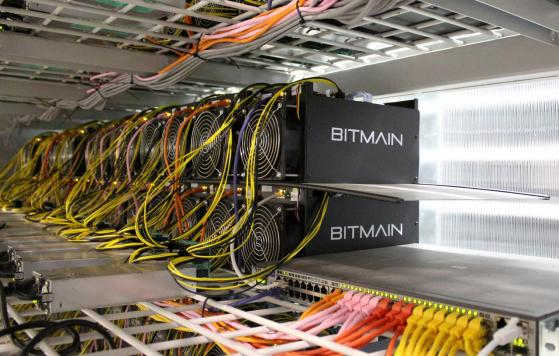Sold out till August, Bitcoin miners are buying every available machine