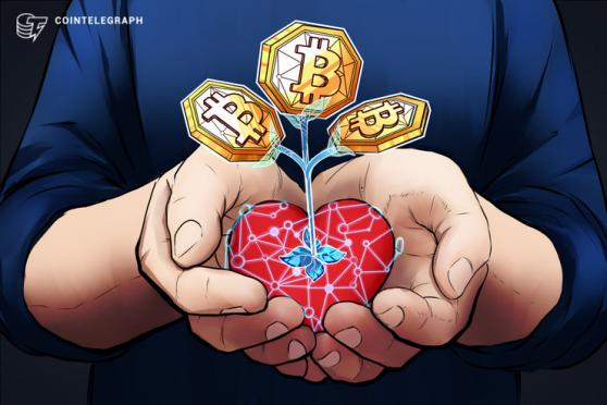 $1.3M worth of BTC donated to Bitcoin-hodling charity in less than 3 weeks