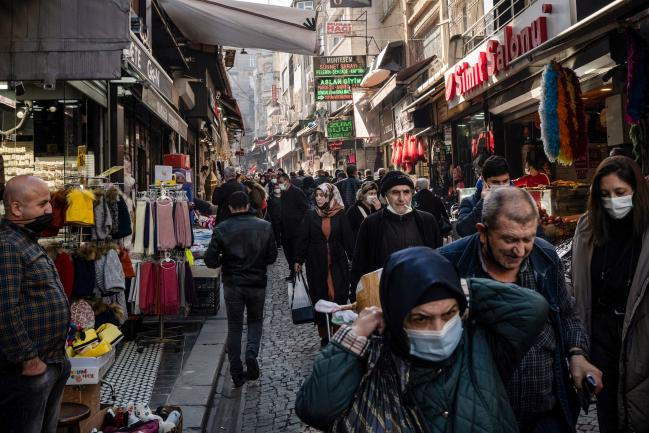 Turkish Central Bank Says Economy Thrived in Pandemic Year: BHT
