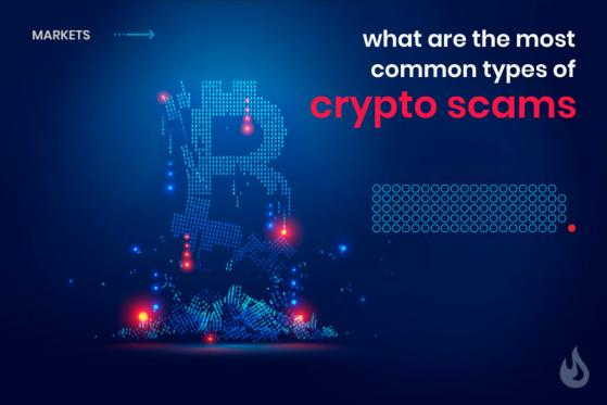 An Epidemic of Cryptocurrency Scams